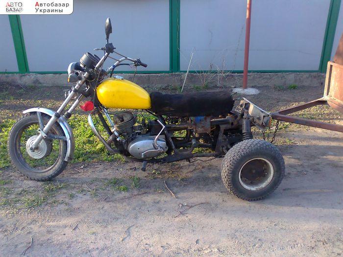 Трайк из мотоцикла иж своими руками 44