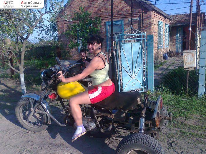 Трициклы своими руками из урала фото