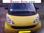 Smart Fortwo  2007, 8800 $