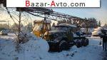 1990 ЗИЛ 131 Буровая установка