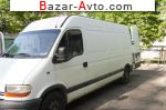Renault Master  2002, 151300 грн.