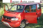 2002 Volkswagen Transporter T4 SYNCRO  автобазар