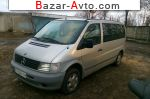 1999 Mercedes Vito 112 пасс 7+1  автобазар
