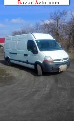 2007 Renault Master   автобазар